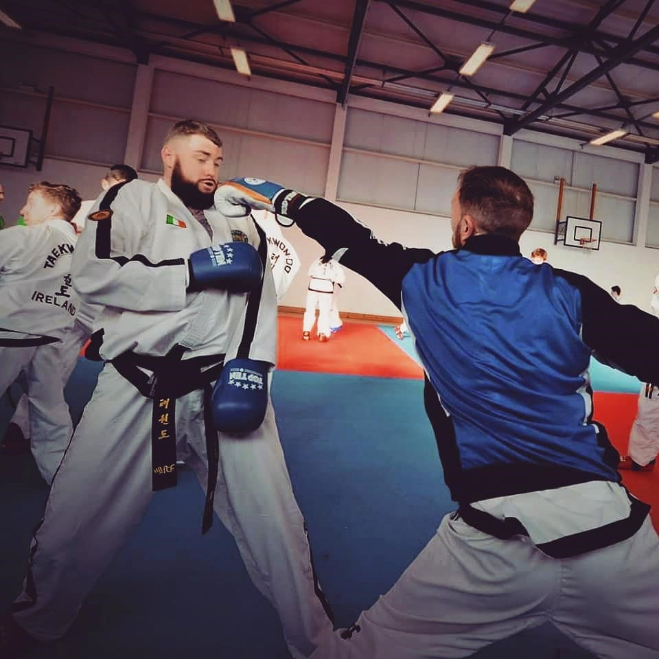 Distance – The Key To TKD Sparring