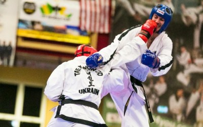 Mostly use your hands in ITF Sparring? You must know this!