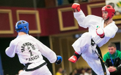 Advanced Side Kick Tips For ITF Sparring