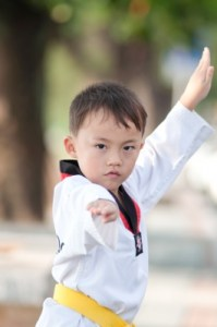 Tae Kwon Do Life Magazine Kids Writing Contest
