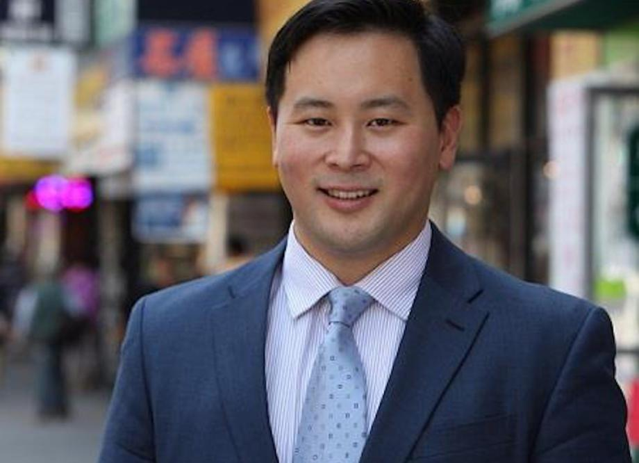 Ron Kim NYC