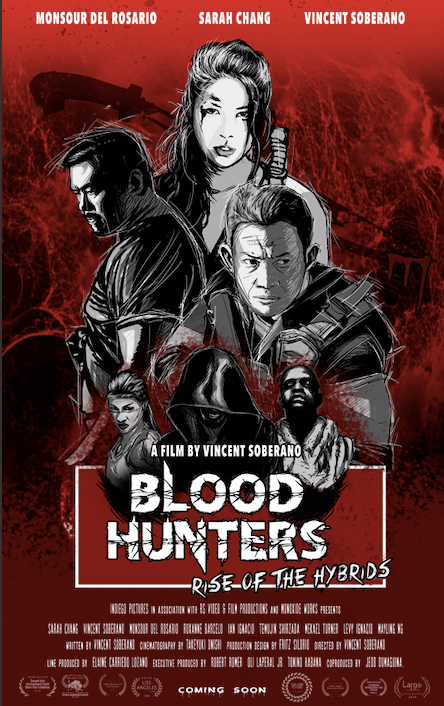 Movie Review-Blood Hunters: Rise of the Hybrids (2020)