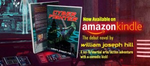 Cyber Fighter on Amazon