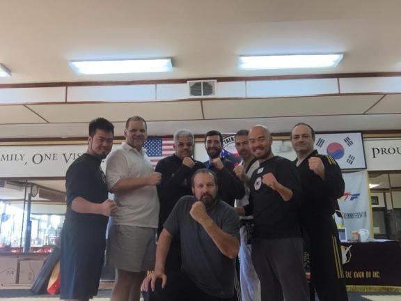 Dave Young Talks With Taekwondo Life