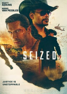 Seized Poster
