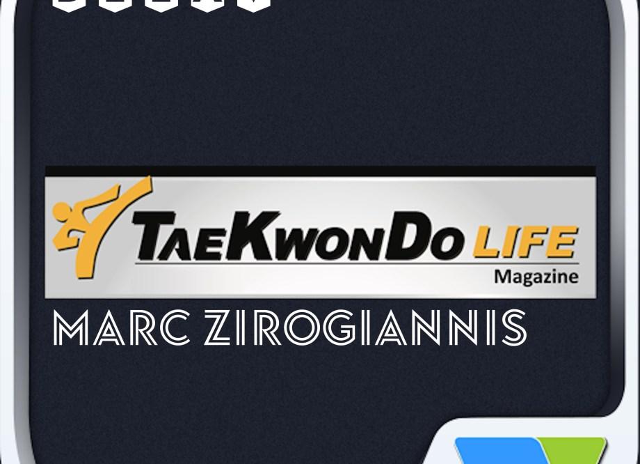 Taekwondo Life Magazine Joins Bleav
