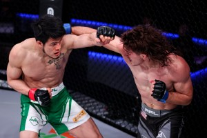 Korean Falcon Falls Short in PFL Debut