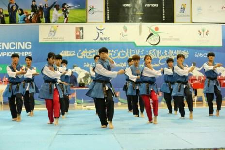 Demonstration Team WTF thiqah club (17)