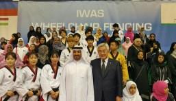 Demonstration Team WTF thiqah club (8)