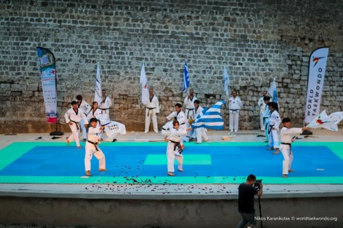 World Taekwondo Beach Championships Ρόδος τελετή έναρξης φωτογραφίες (48)