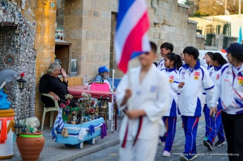 World Taekwondo Beach Championships Ρόδος τελετή έναρξης φωτογραφίες (36)
