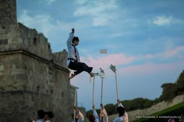 World Taekwondo Beach Championships Ρόδος τελετή έναρξης φωτογραφίες (29)