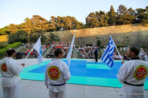 World Taekwondo Beach Championships Ρόδος τελετή έναρξης φωτογραφίες (26)