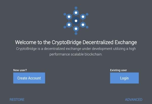 CryptoBridge-アカウント登録2