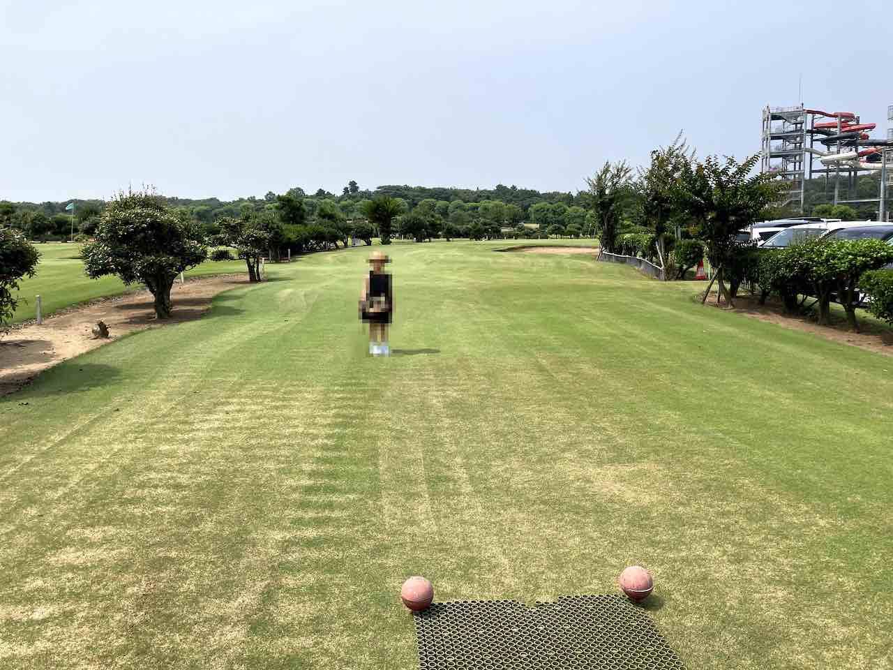 ゴルフ 芝政ワールド