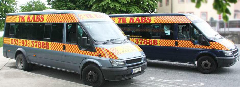 TK Kabs Enniscorty Wexford » 16 Seater Mini Buses
