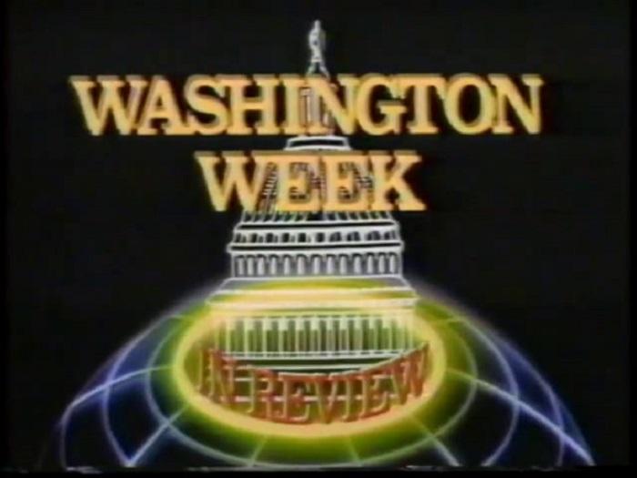 Washington Week PBS