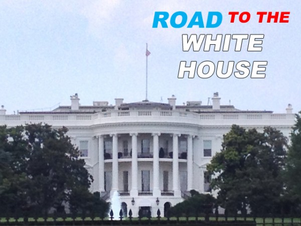road to the white house 2016