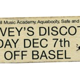 RED BULL MUSIC ACADEMY presents DJ HARVEY's DISCOTEQUE @ OFF BASEL LOCATION, MIAMI!