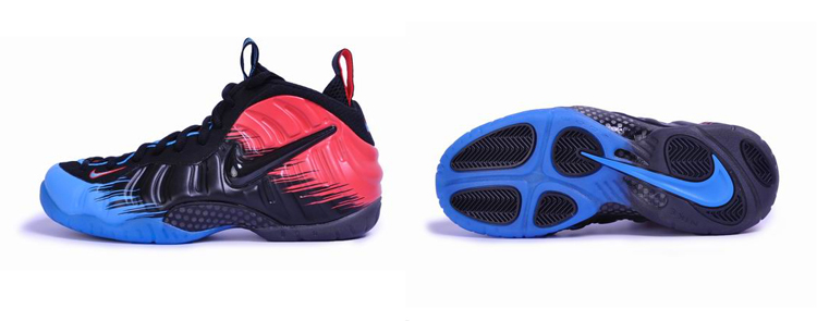 7ec700b2f78d ... canada nike air foamposite pro spider man available in grade school  sizes 1d866 492c0 ...