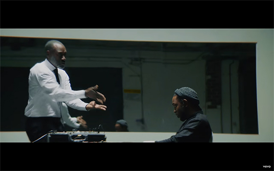 New Video from Kendrick Lamar - DNA