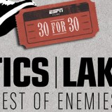 Celtics Lakers Best of Enemies