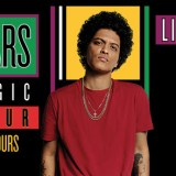 Bruno Mars 24k Magic World Tour with special guest Cardi B