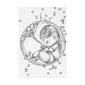 "Illustrations of ""Fetus, Baby, Robot, Humanoid, SF, AI"""