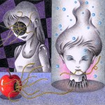 "Illustrations of ""Nipple, Biological experiment, Laboratory, Android"""