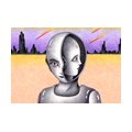 "Illustrations of ""Android, Artificial intelligence, Humanoid, Multiple personality"""