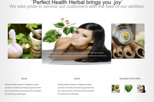 Perfect Health Herbal