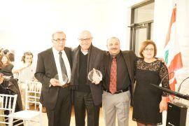Honoring Dr Moise Khayrallah and Mr Chaoukat Nasrallah - 006