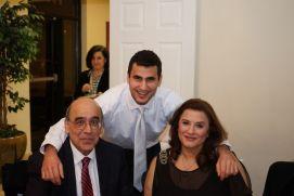 Honoring Dr Moise Khayrallah and Mr Chaoukat Nasrallah - 008