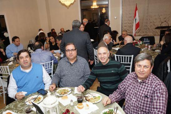 Honoring Dr Moise Khayrallah and Mr Chaoukat Nasrallah - 019