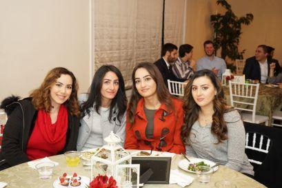 Honoring Dr Moise Khayrallah and Mr Chaoukat Nasrallah - 030