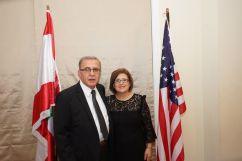 Honoring Dr Moise Khayrallah and Mr Chaoukat Nasrallah - 033