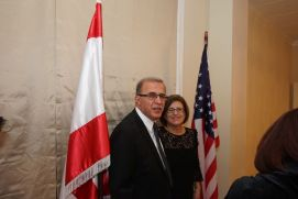 Honoring Dr Moise Khayrallah and Mr Chaoukat Nasrallah - 034