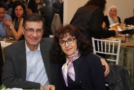 Honoring Dr Moise Khayrallah and Mr Chaoukat Nasrallah - 035