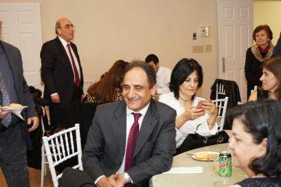 Honoring Dr Moise Khayrallah and Mr Chaoukat Nasrallah - 044