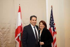 Honoring Dr Moise Khayrallah and Mr Chaoukat Nasrallah - 056