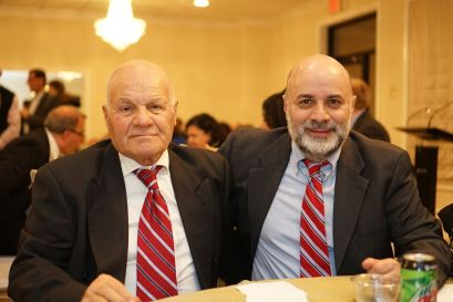 Honoring Dr Moise Khayrallah and Mr Chaoukat Nasrallah - 066