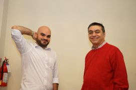 Honoring Dr Moise Khayrallah and Mr Chaoukat Nasrallah - 070