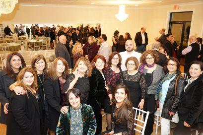 Honoring Dr Moise Khayrallah and Mr Chaoukat Nasrallah - 072