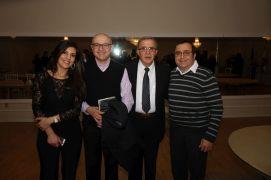 Honoring Dr Moise Khayrallah and Mr Chaoukat Nasrallah - 087