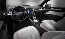 Ford odhalil nový koncept Ford Mondeo Vignale, ktorý ponúka prvý náhľad na víziu produktu Vignale. Jeho súčasťou sú unikátne dizajnové prvky interiéru i exteriéru.