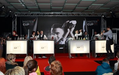 Danubius Gastro Barmanská súťaž Master Cup 77