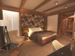 Hotel Pošta**** bude prvý hotel v lyžiarskom stredisku Jasná svojho druhu. Pre náročných klientov túžiacich po súkromí, pokoji a relaxe v horách bude ponúkať presne to, čo veľkokapacitné hotely nevedia poskytnúť.