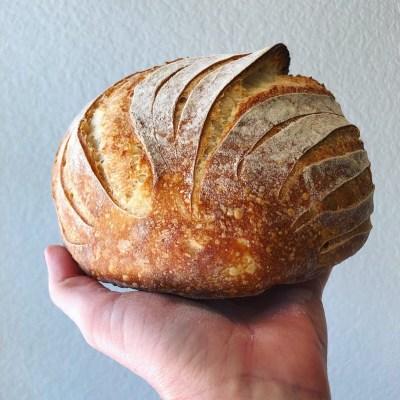 The BEST Sourdough Bread
