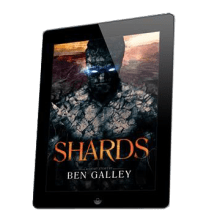 Shards, Ben Galley, Short Story