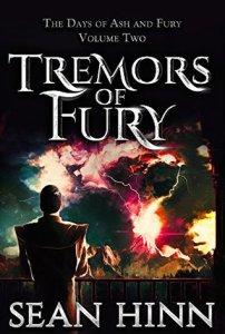 Tremors of Fury, Cover, Sean Hinn